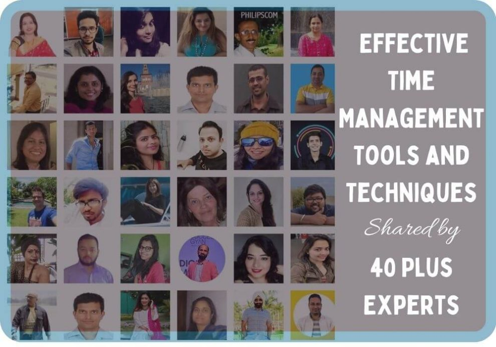 Effective Time Management Tools and Techniques