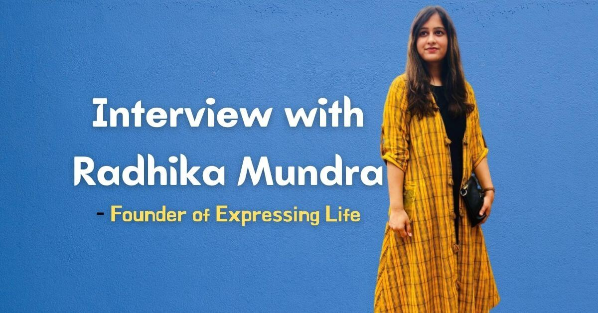 Radhika Mundra Interview
